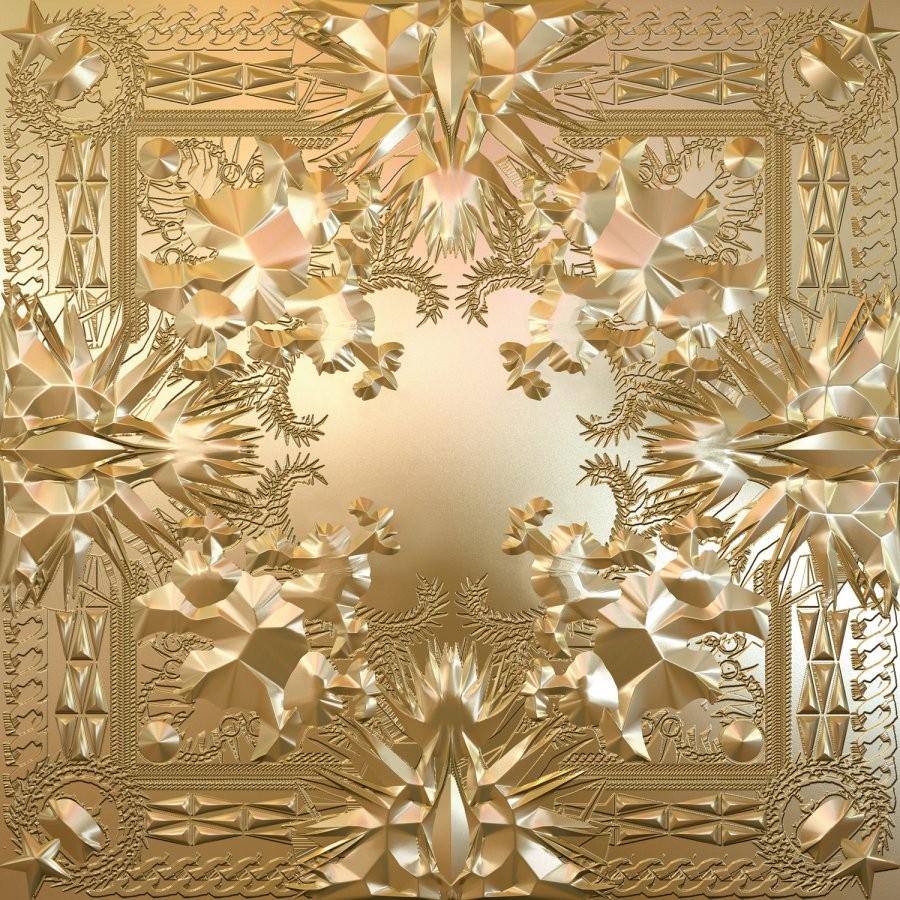 JAY Z, Kanye West - Watch The Throne 2XLP