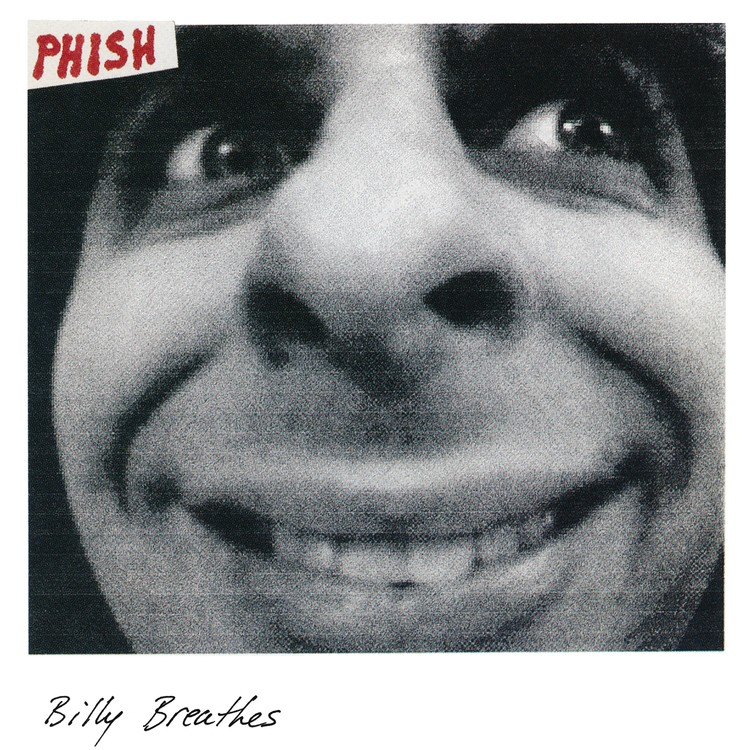 Phish - Billy Breathes 2XLP vinyl