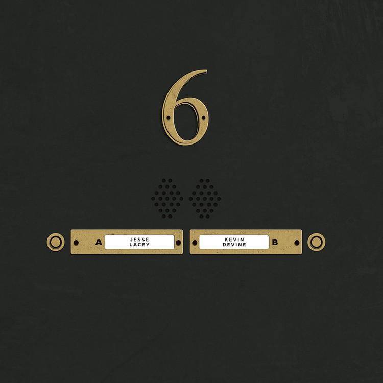 "Kevin Devine & Jesse Lacey - Devinyl Splits No. 6 7"""
