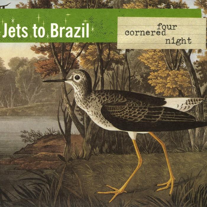 Jets To Brazil - Four Cornered Night 2XLP