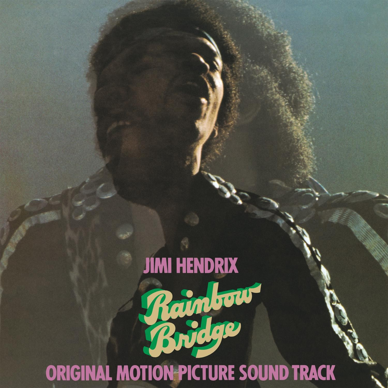 Jimi Hendrix - Rainbow Bridge LP