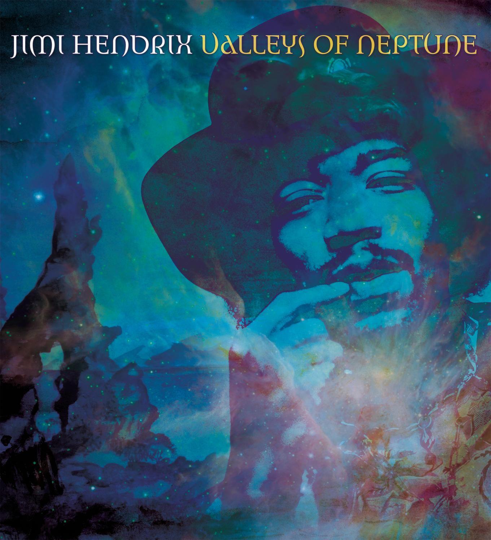 Jimi Hendrix - Valleys Of Neptune 2XLP