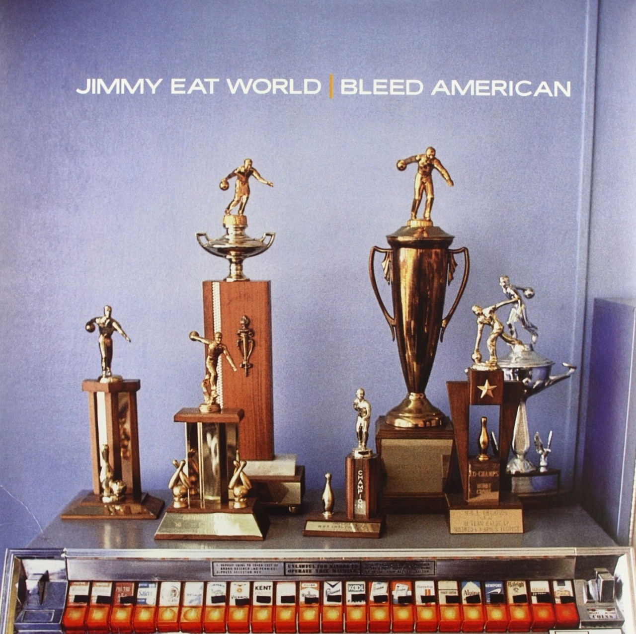 Jimmy Eat World - Bleed American LP