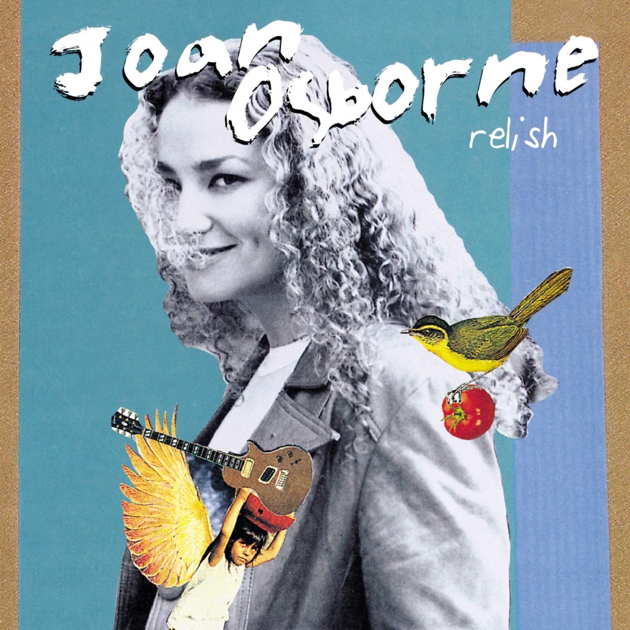 Joan Osborne - Relish 2XLP