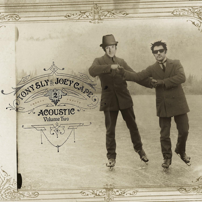 Joey Cape / Tony Sly - Acoustic Vol. 2 LP