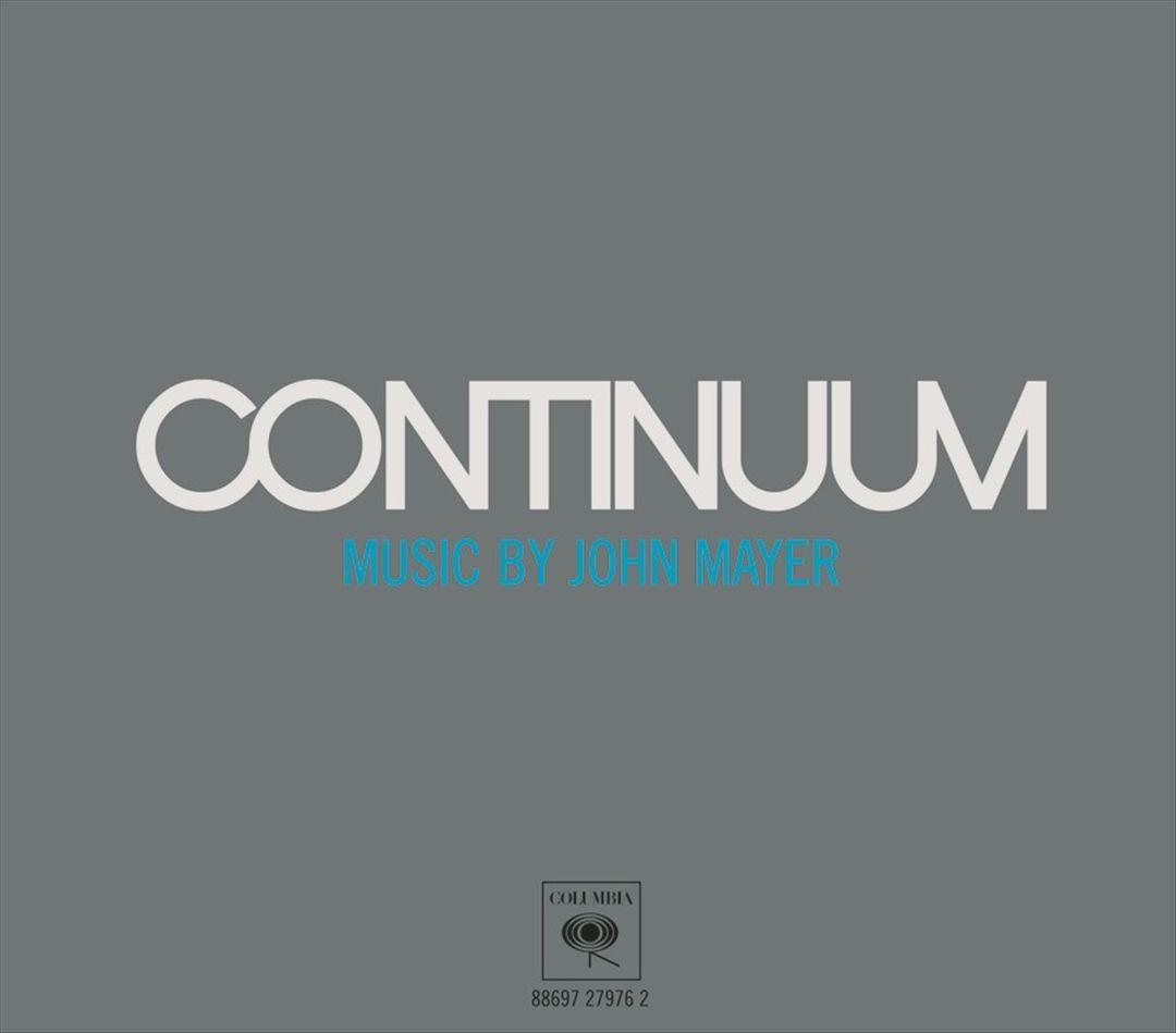 John Mayer - Continuum 2XLP