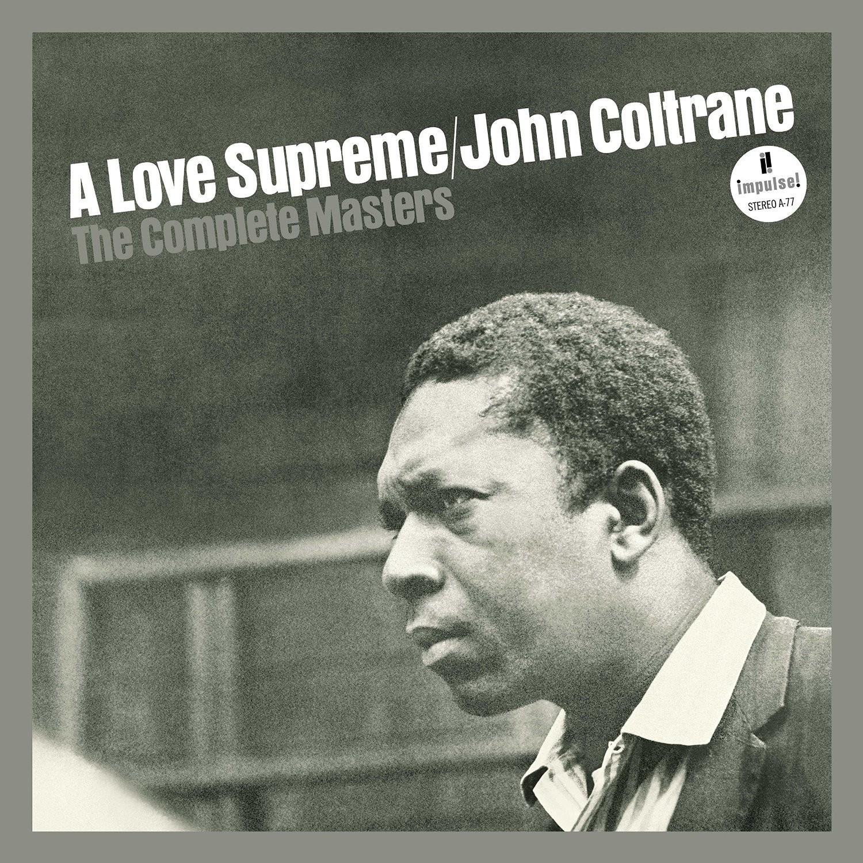 John Coltrane - A Love Supreme: The Complete Masters 3XLP
