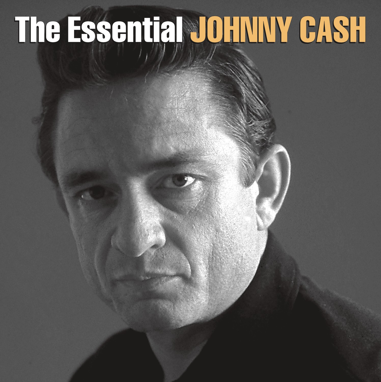 Johnny Cash - The Essential Johnny Cash 2XLP