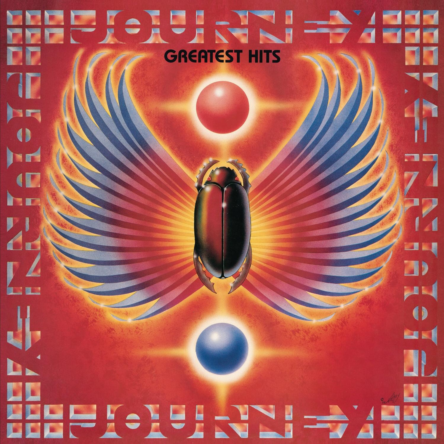 Journey - Greatest Hits 2XLP