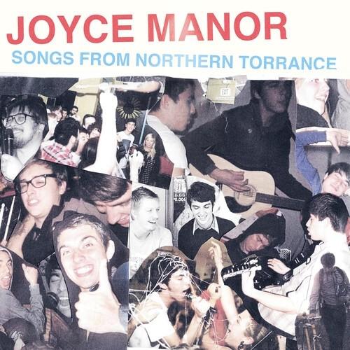 Joyce Manor - Songs From Northern Torrance (Opaque Yellow) Vinyl LP