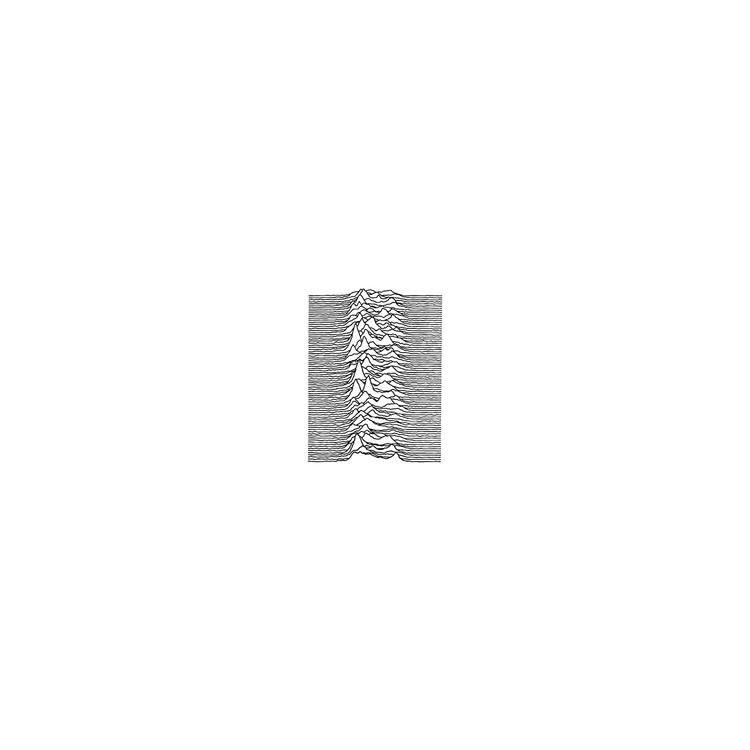 Joy Division - Unknown Pleasures (40th Anniversary) Vinyl LP