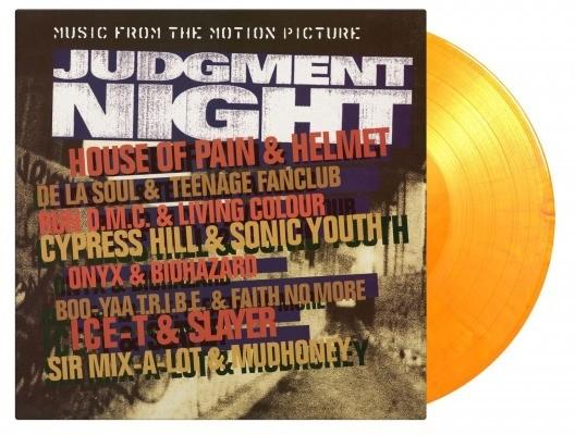 Soundtrack - Judgement Night (Flaming Orange) Vinyl LP