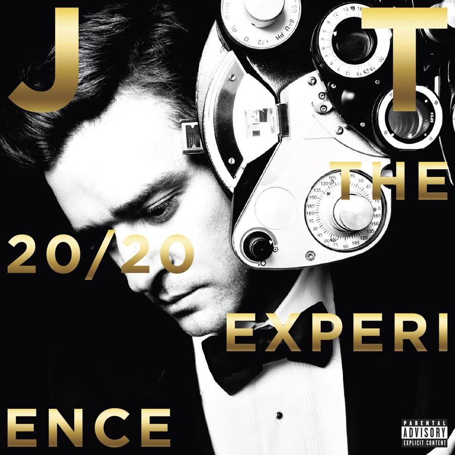 Justin Timberlake - 20/20 2 Of 2 2XLP