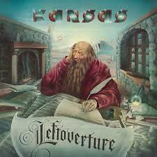 Kansas - Leftoverture LP