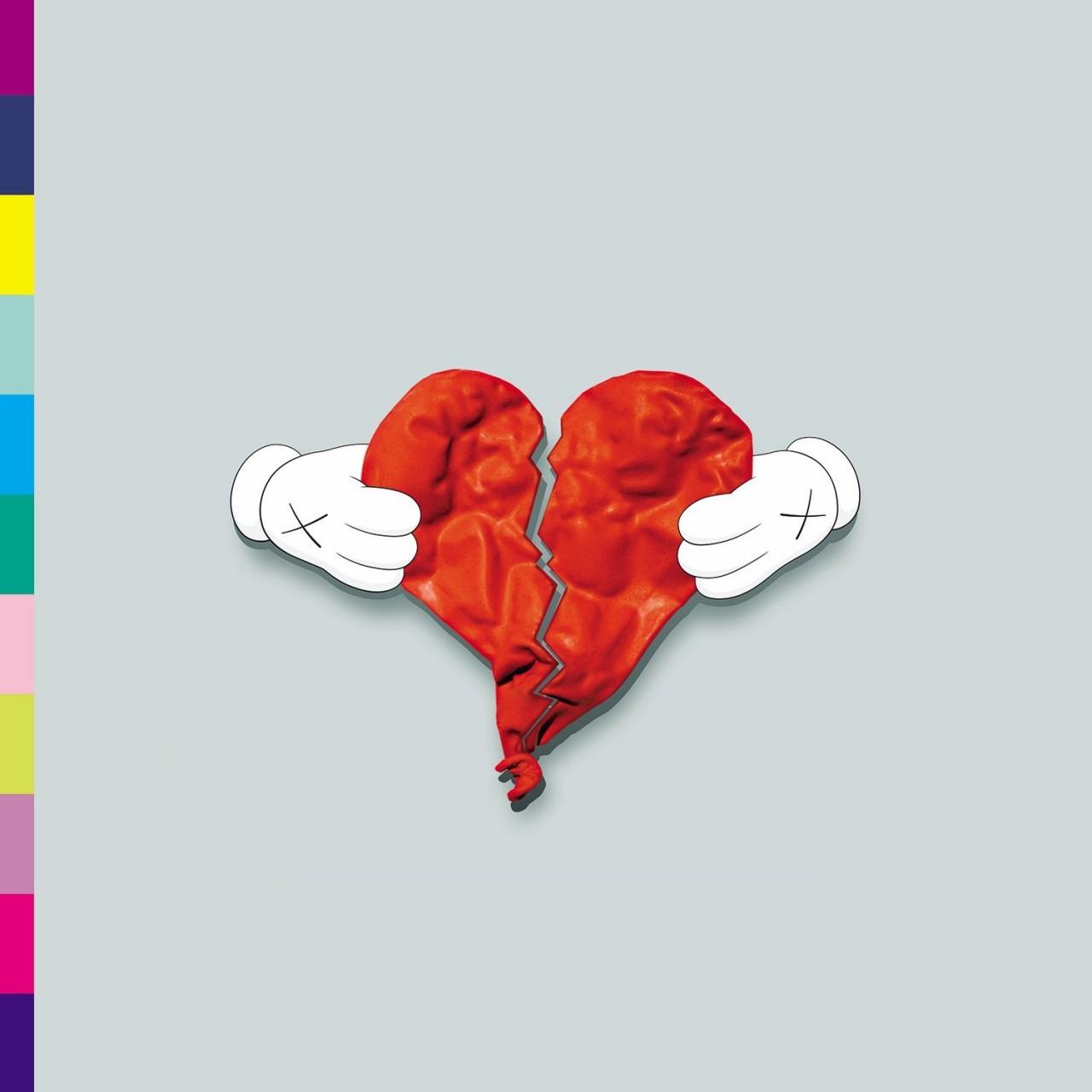 Kanye West - 808s & Heartbreak 2XLP + CD