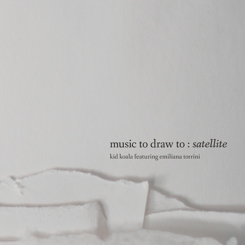 Kid Koala featuring Emilíana Torrini - Music To Draw To: Satellite LP