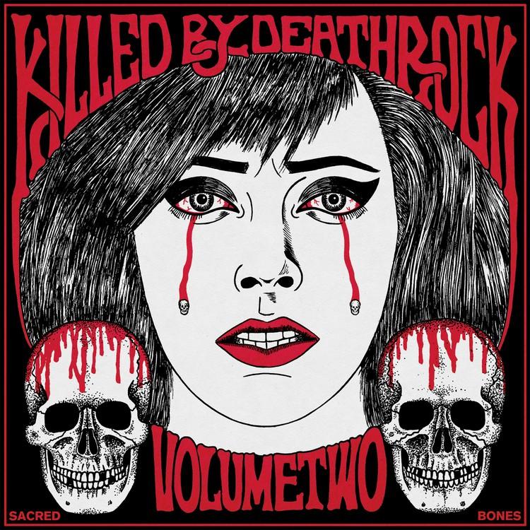 Various Artists -  Killed By Deathrock Vol. 2 LP