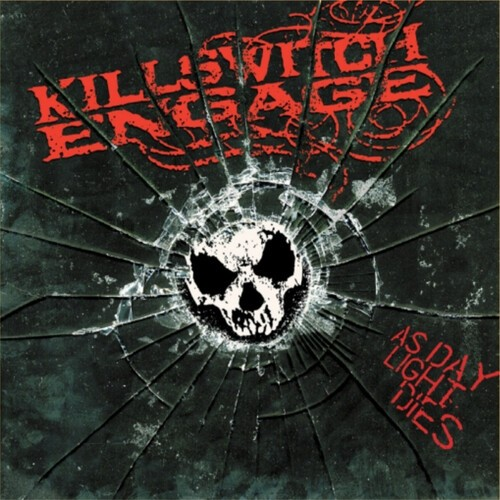 Killswitch Engage - As Daylight Dies (Red/Black/Clear) 2XLP