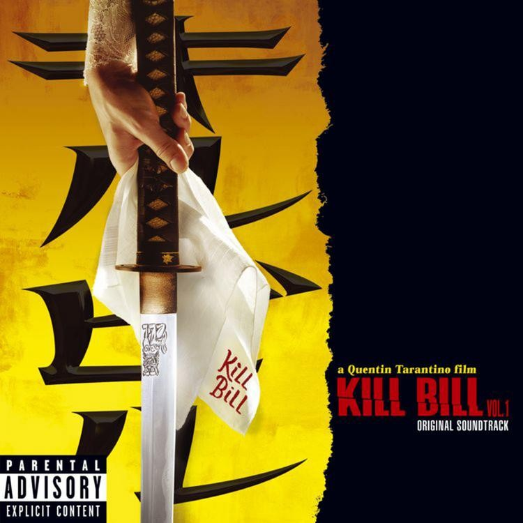 Various Artists - Kill Bill Vol. 1 Original Soundtrack LP