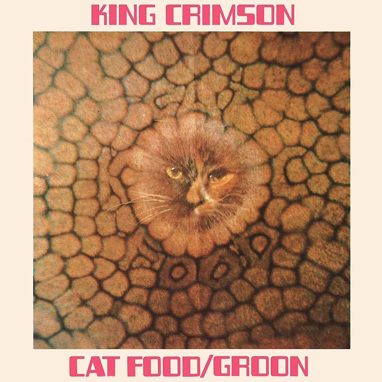 "King Crimson - Cat Food (50th Anniversary) 10"" Vinyl"