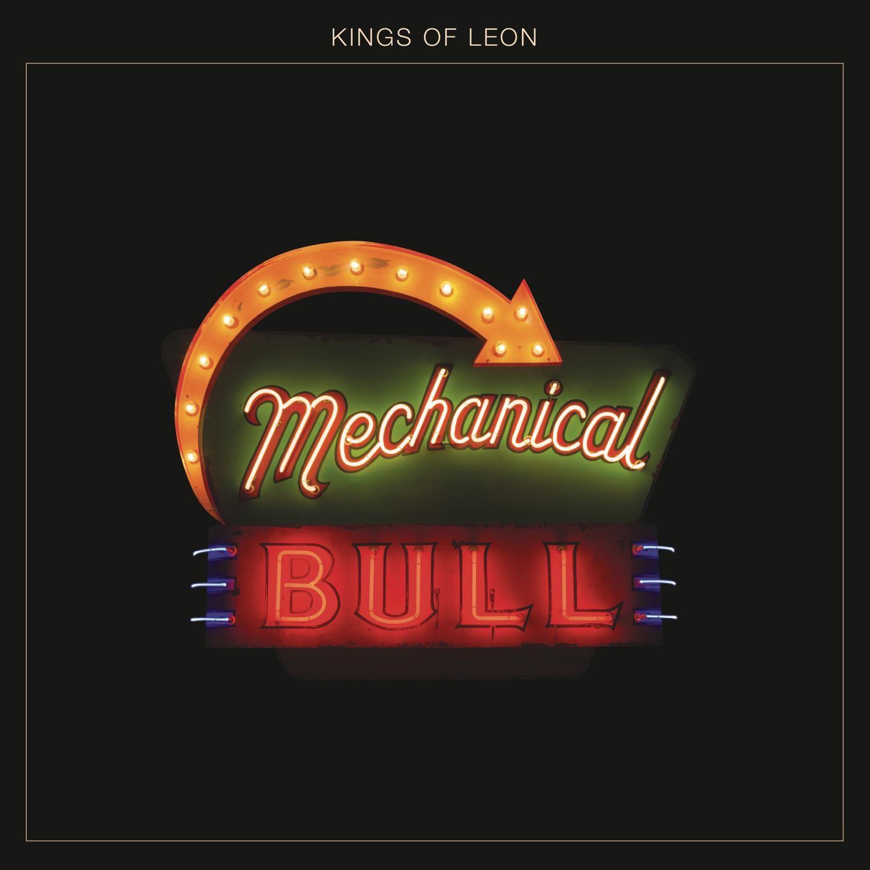 Kings Of Leon - Mechanical Bull 2XLP