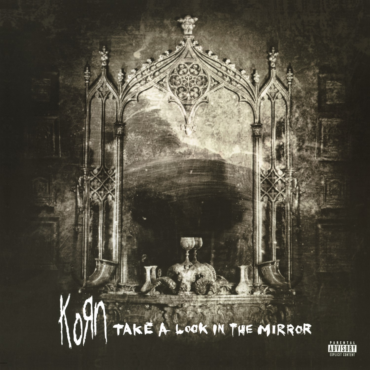 Korn - Take A Look In The Mirror 2XLP Vinyl