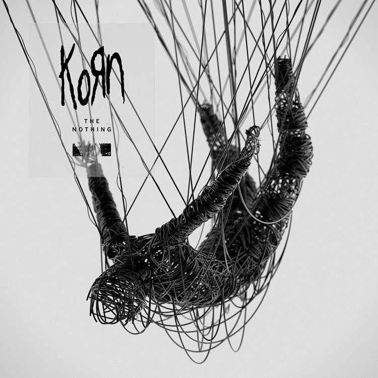 Korn - The Nothing (White) Vinyl LP