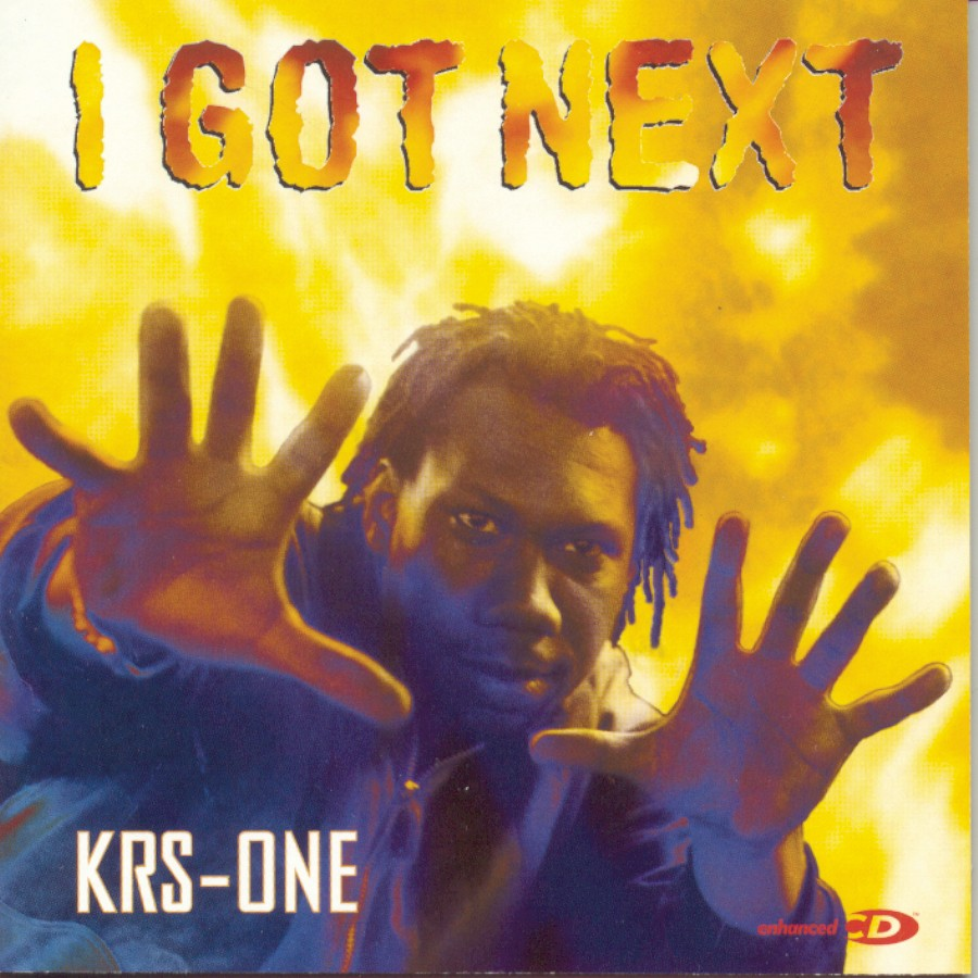KRS One - I Got Next 2XLP