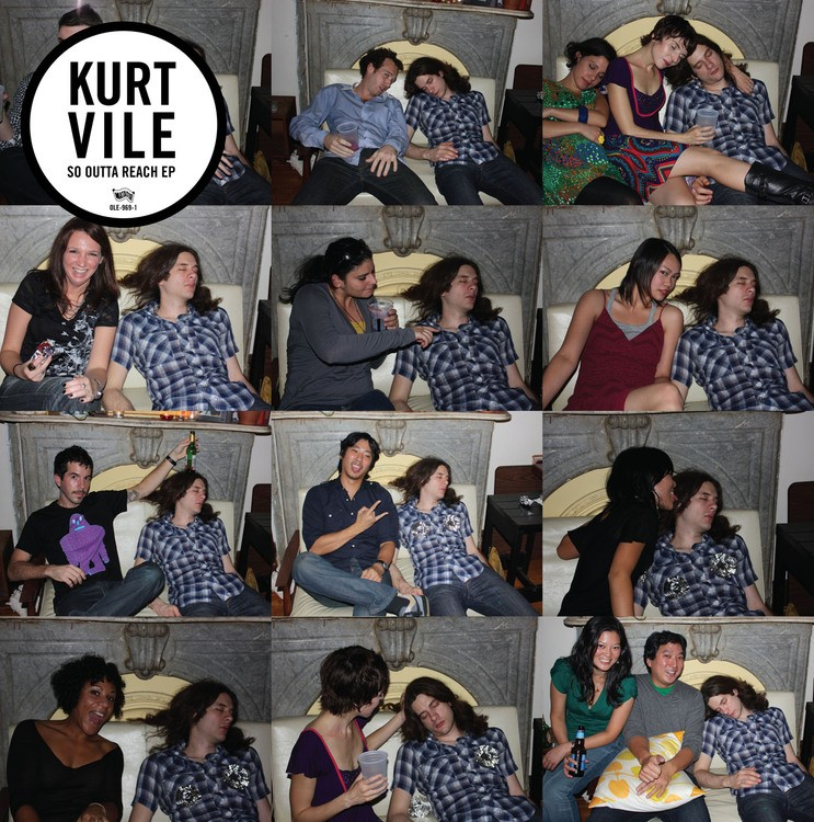 Kurt Vile - So Outta Reach (Blue) LP