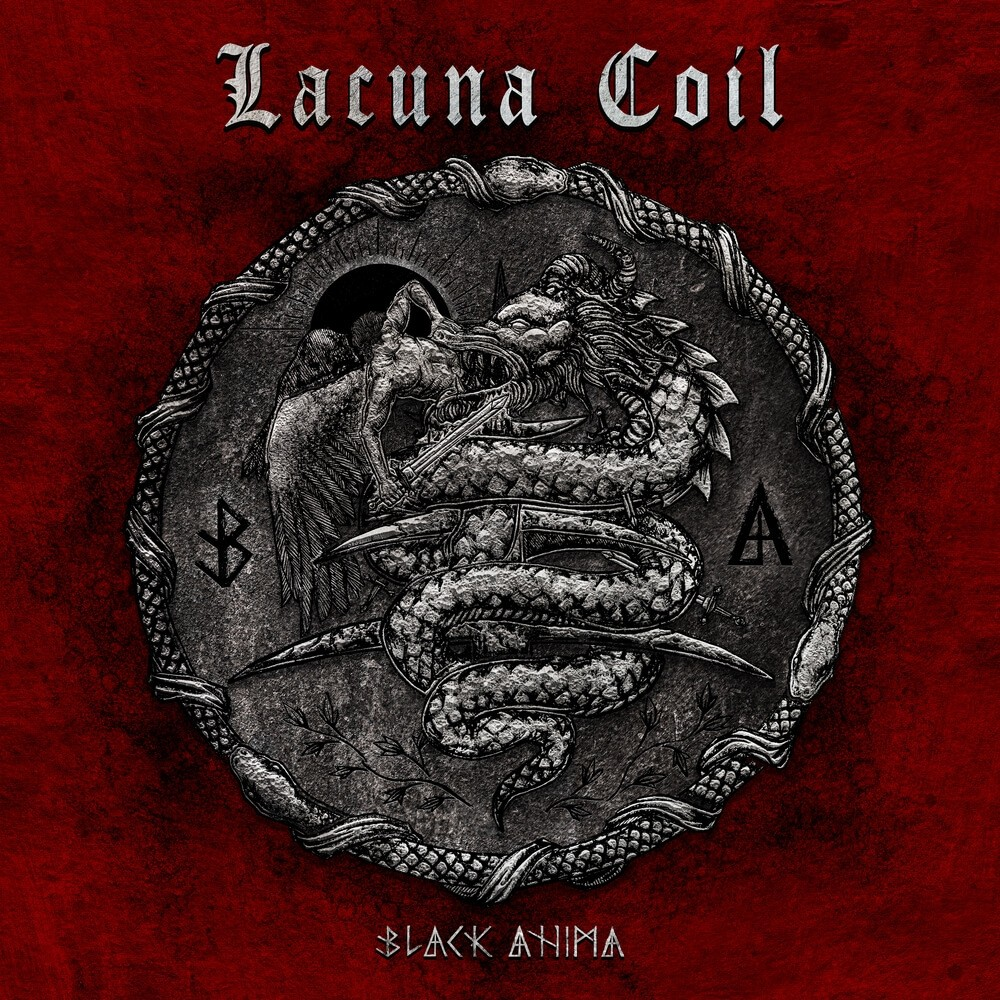 Lacuna Coil - Black Anima (Pink) LP
