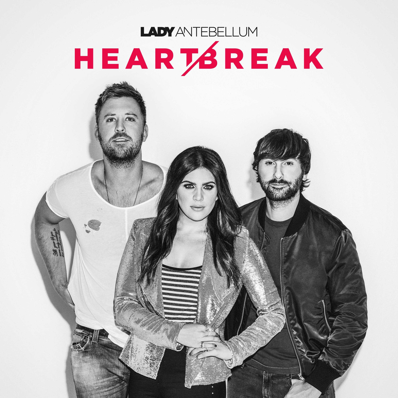 Lady Antebellum - Heart Break LP