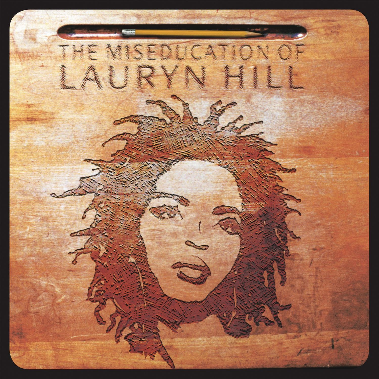 Lauryn Hill - The Miseducation Of Lauryn Hill 2XLP