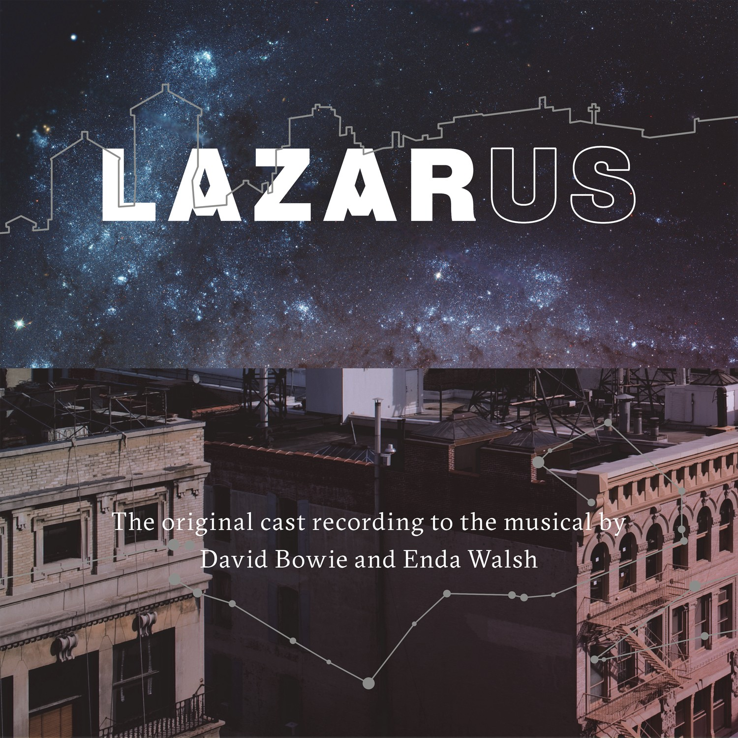 Various Artists - David Bowie's Lazarus: Original Cast Recording 3XLP