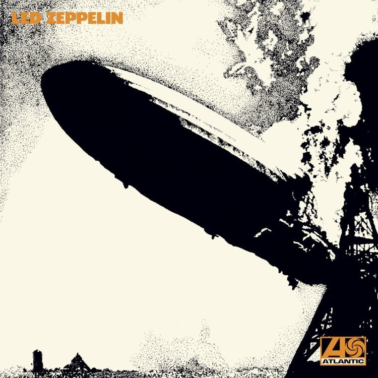Led Zeppelin - Led Zeppelin I LP