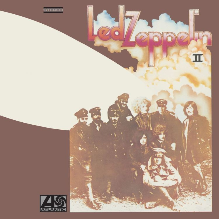 Led Zeppelin - Led Zeppelin II LP