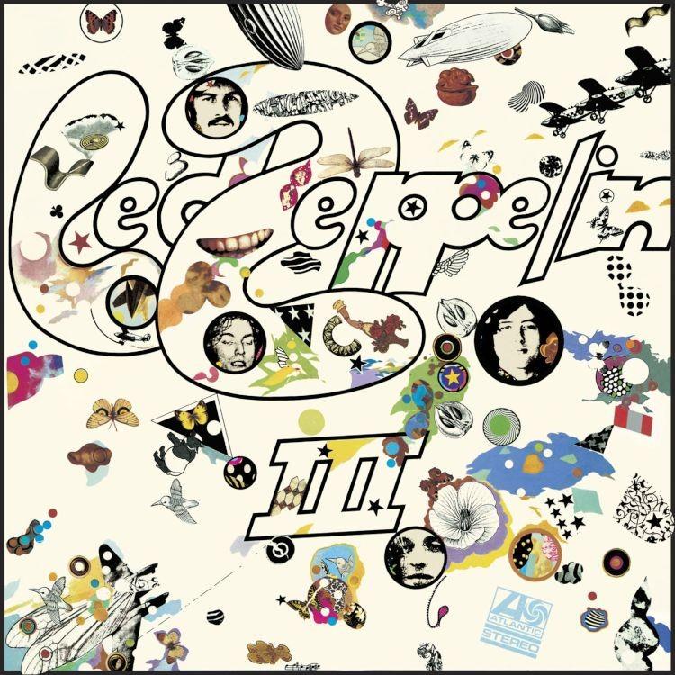 Led Zeppelin - Led Zeppelin III 2XLP