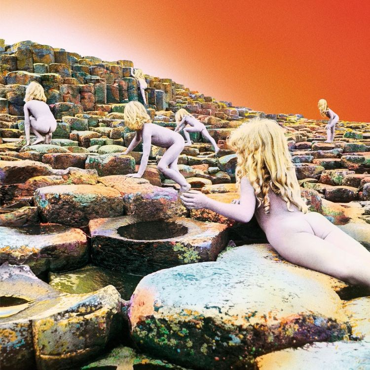 Led Zeppelin - Houses Of The Holy 2XLP