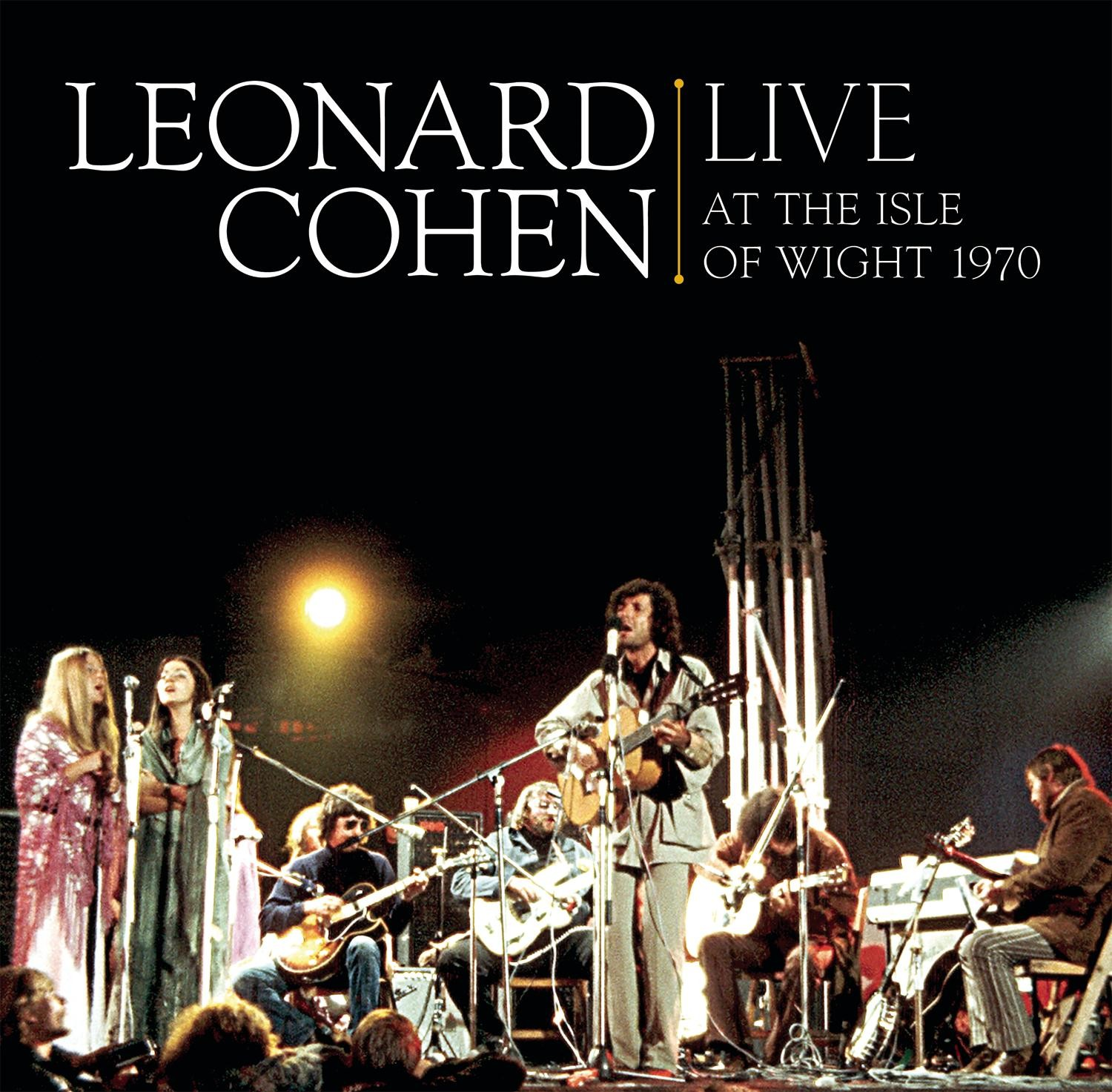 Leonard Cohen -  Live At The Isle Of Wight 1970 2XLP