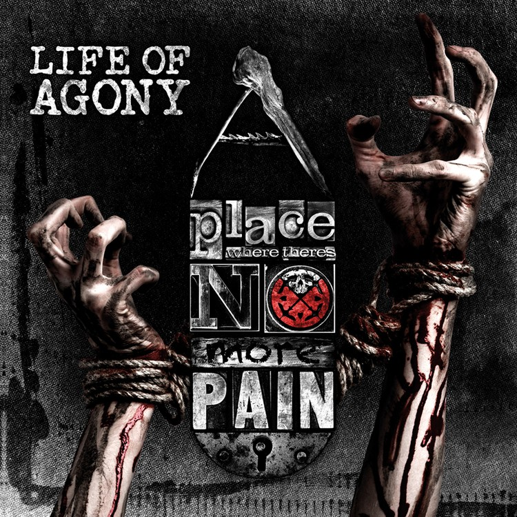 Life Of Agony - A Place Where There's No More Pain LP