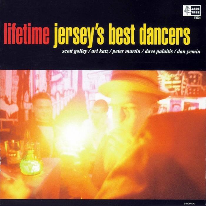 Lifetime - Jersey's Best Dancers (Black) Vinyl LP