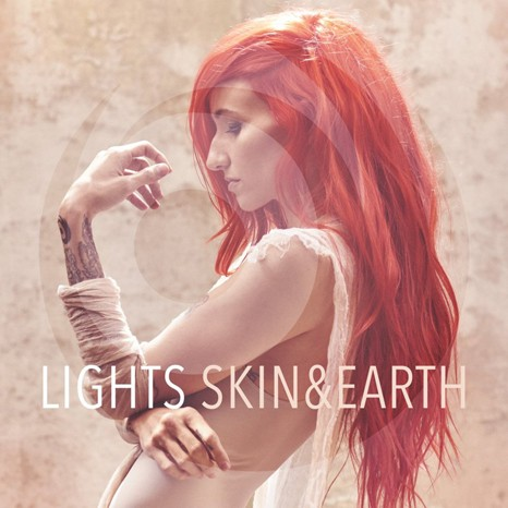 Lights - Skin & Earth LP