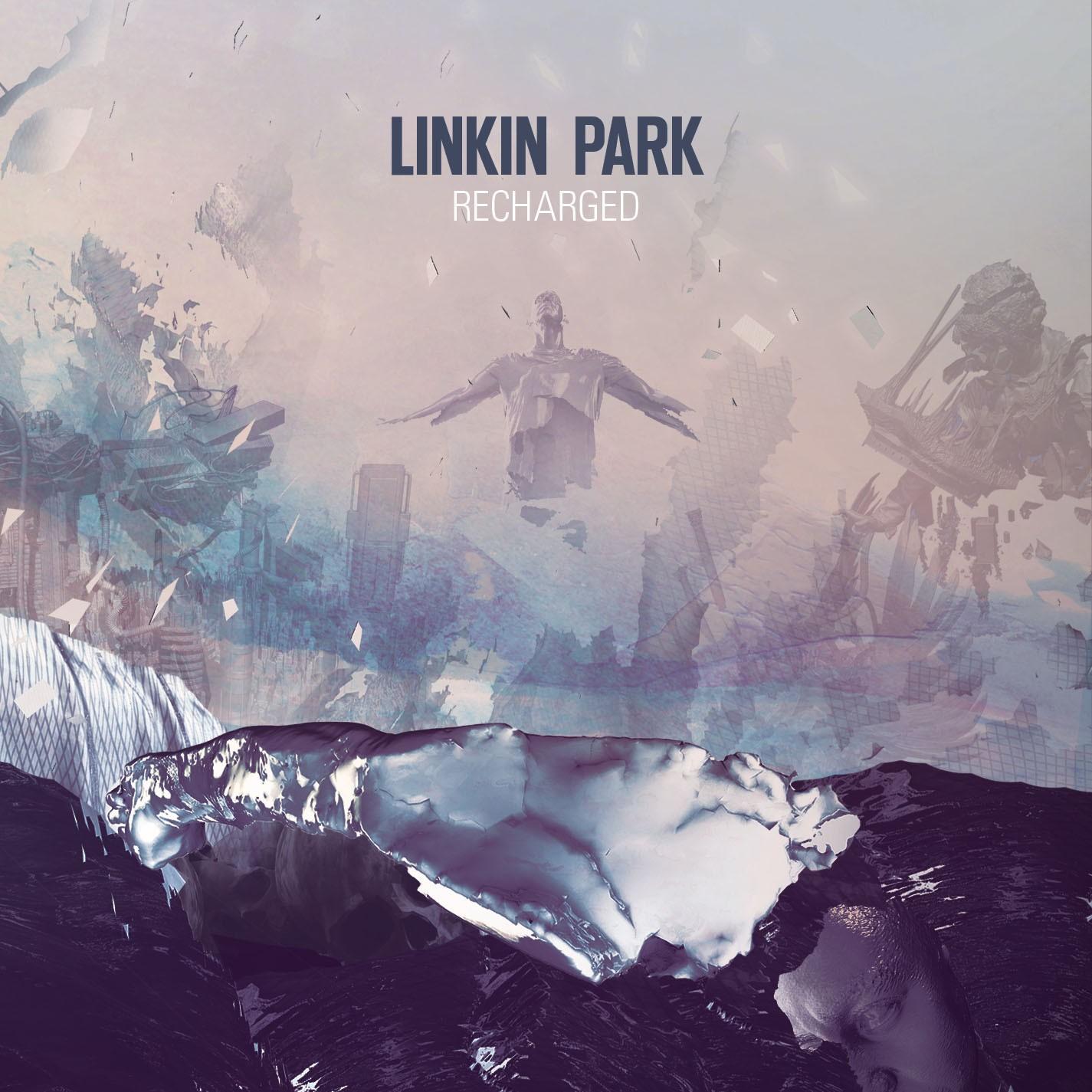 Linkin Park - Recharged 2XLP
