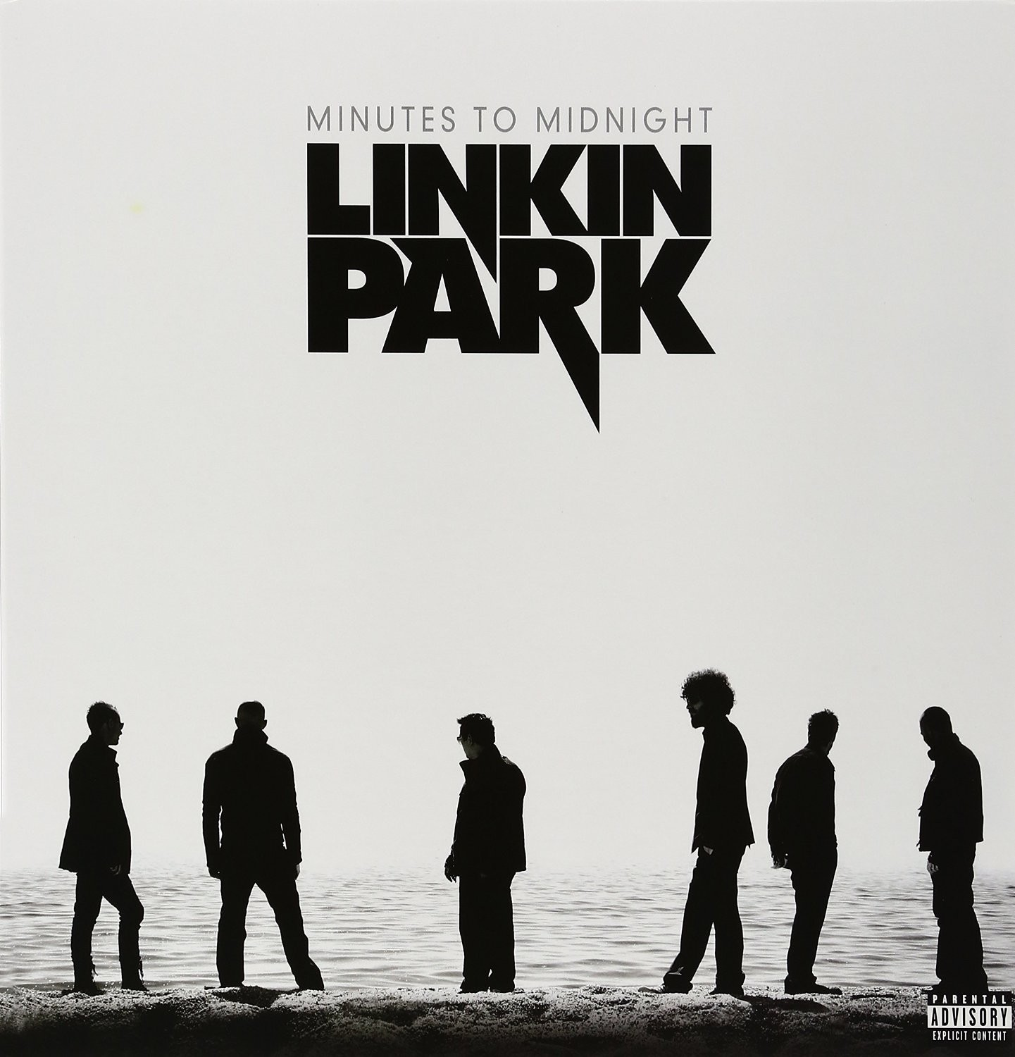 Linkin Park - Minutes To Midnight LP