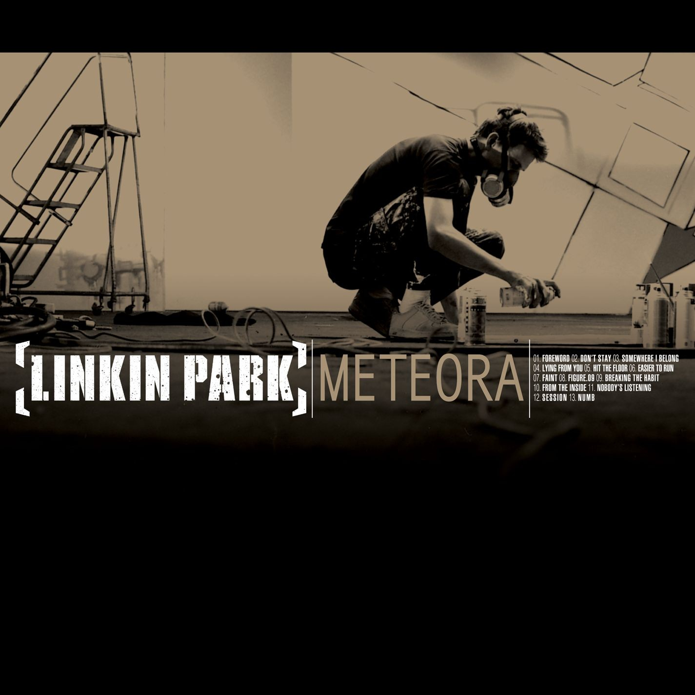 Linkin Park - Meteora LP