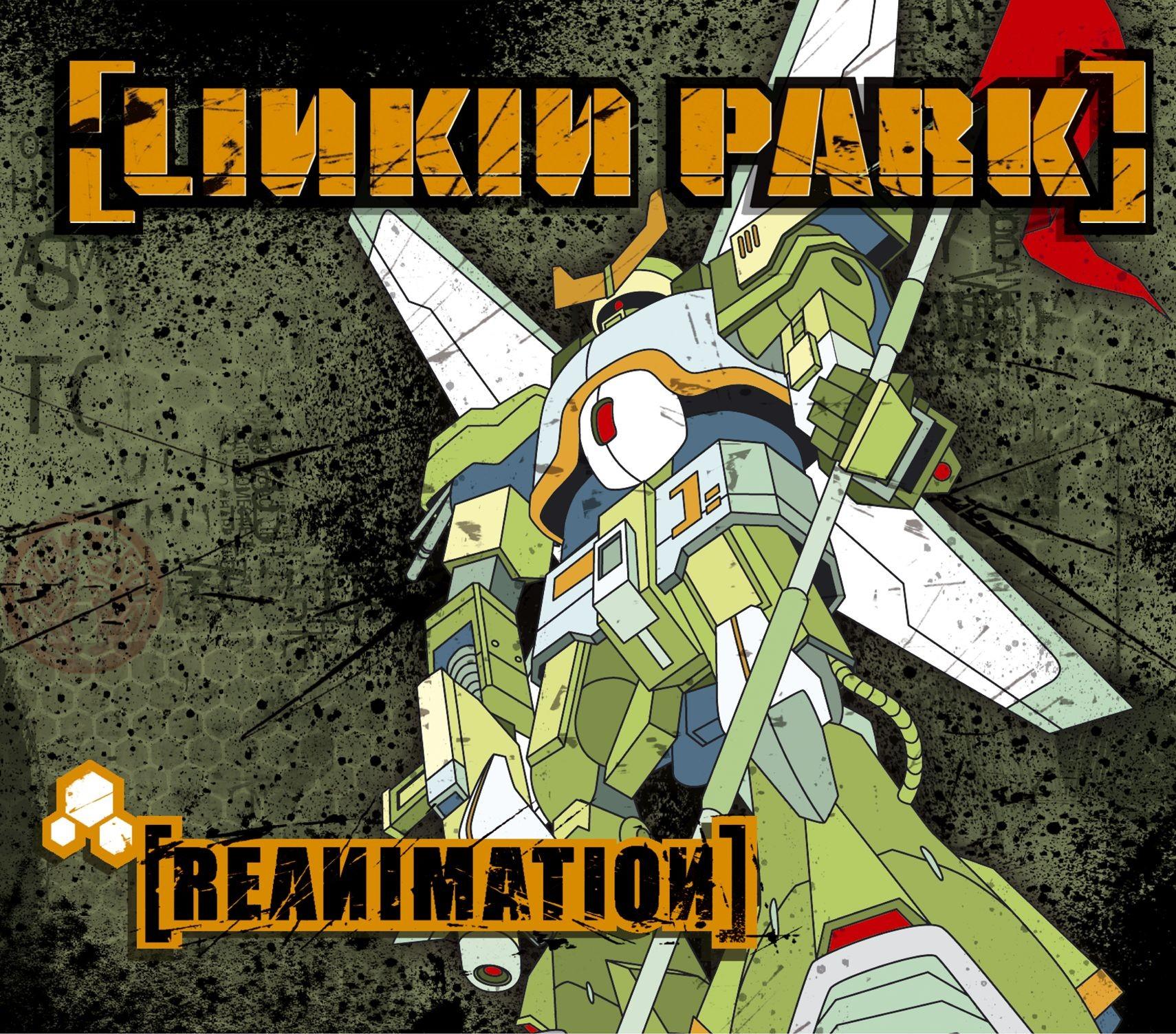 Linkin Park Reanimation 2xlp Vinyl