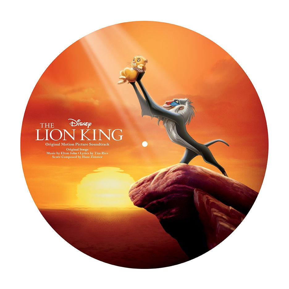 Various Artists - The Lion King (Picture Disc) LP
