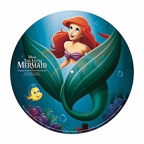 Soundtrack - The Little Mermaid LP