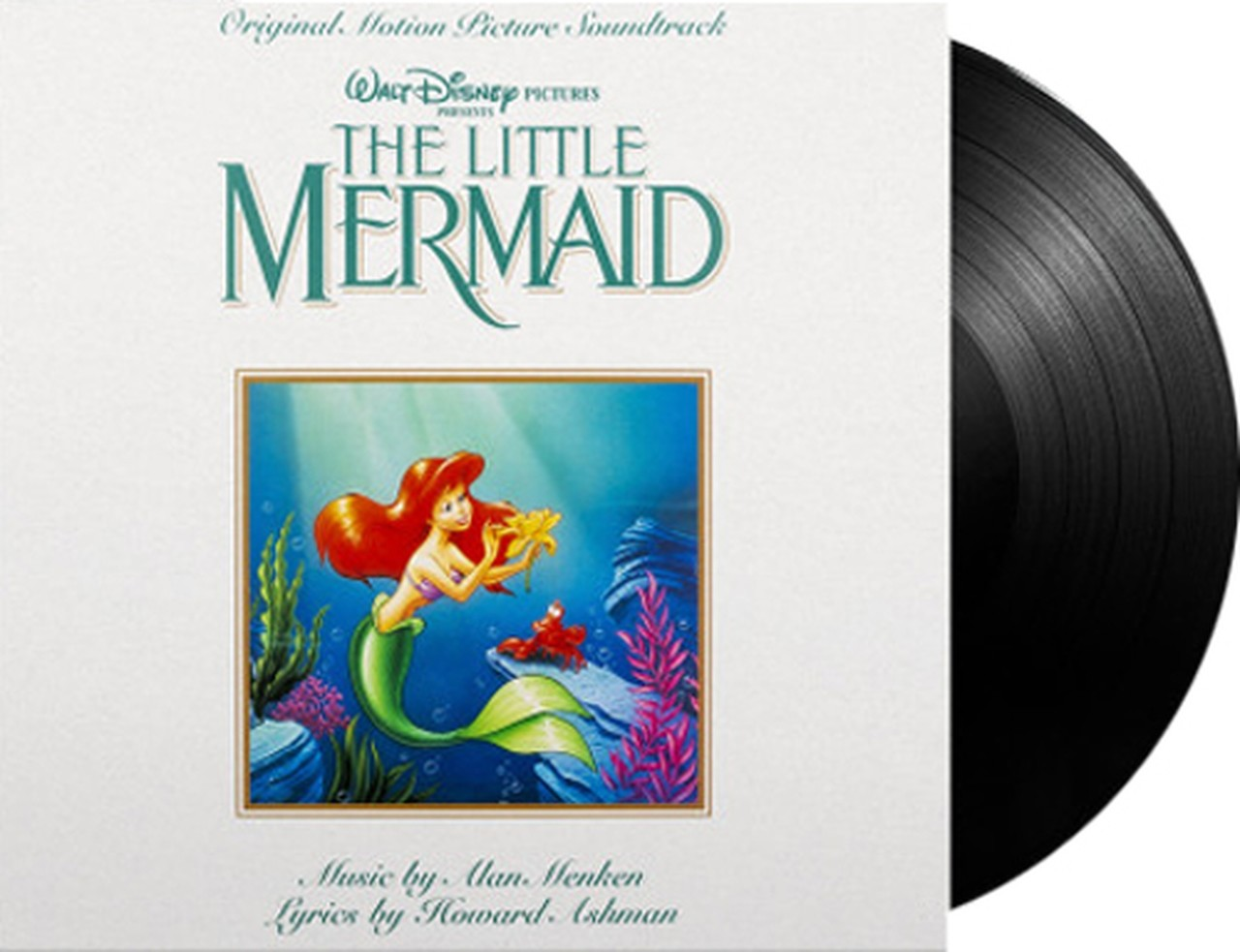 Soundtrack - The Little Mermaid Vinyl LP