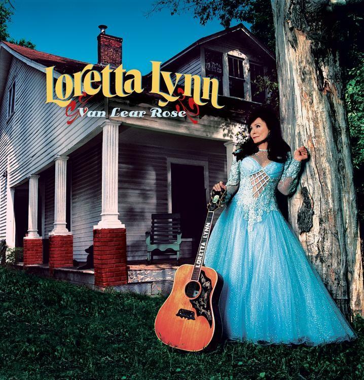 Loretta Lynn - Van Lear Rose LP