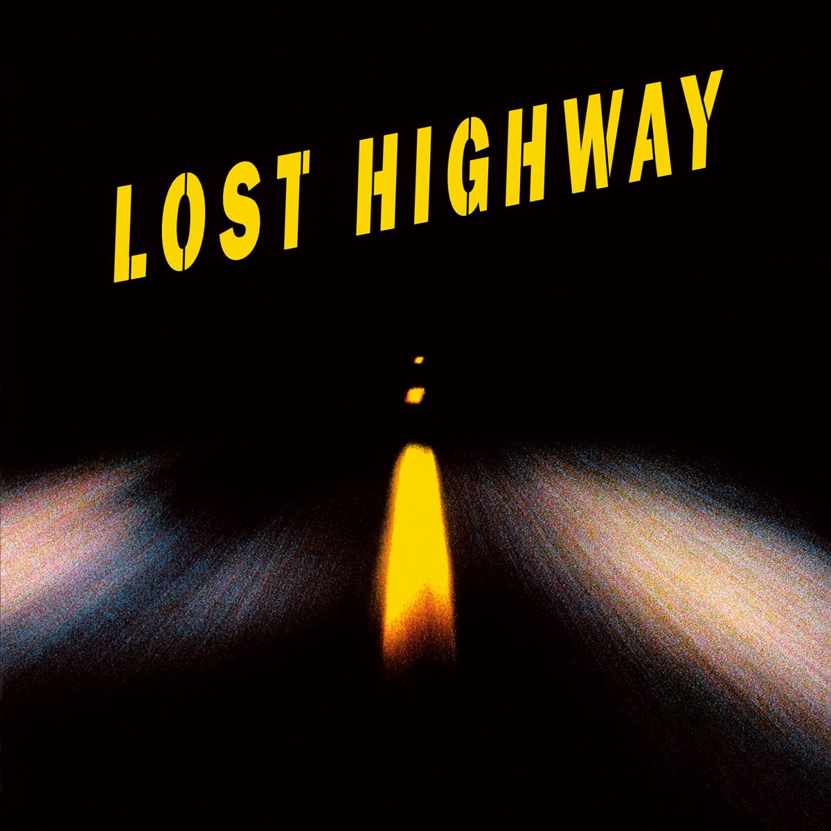 Various Artists - Lost Highway 2XLP